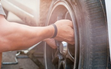 Changing your tire never felt easier!